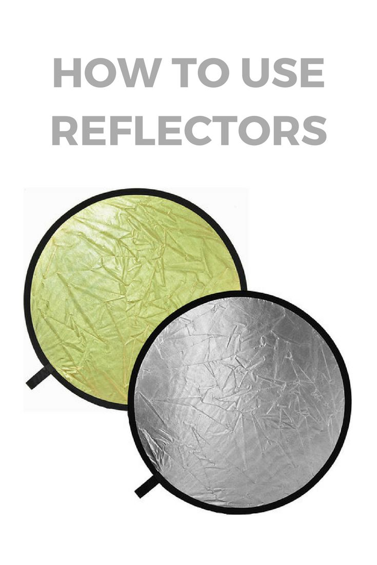 how to use reflectors   photography equipment guides   studio photography