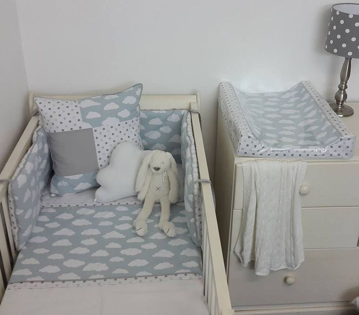 Our #Clouds are now available in #DuckEgg! Perfect for any #BabyBoy who has adventure in him!   #BabyBedding #BabyLinen