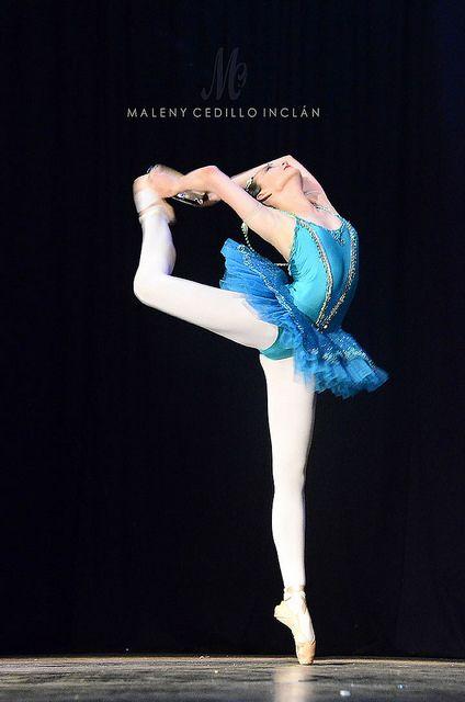 BALLET ATALA FERREIRA #MALENY CEDILLO INCLÁN