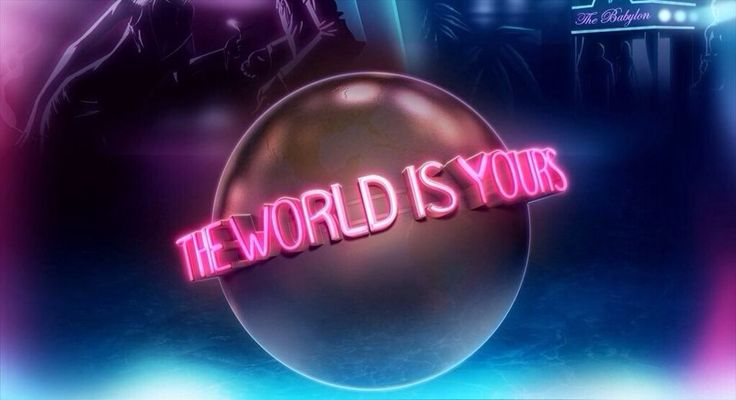 The world is yours tattoo ideas pinterest the world for The world is yours tattoo
