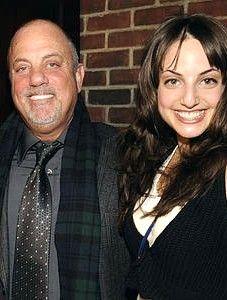 Billy Joel and daughter Alexa Ray Joel