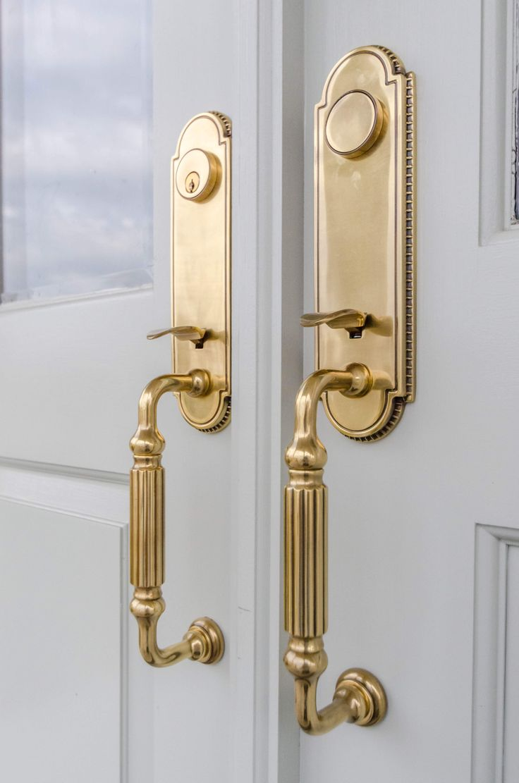 door handles on pinterest door handles modern front door and love
