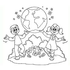 keeping clean coloring pages - photo#31