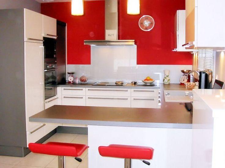 Petite Annonce Chambre Bebe :  recherche d images correspondant à cuisine rouge carmin pixels 2