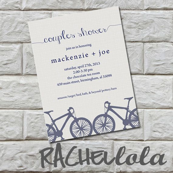 couples wedding shower invitation printable diy blue by rachellola 900