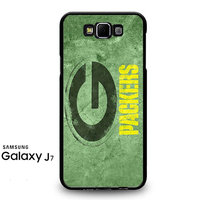 Green Packers Green Wall Landscape Samsung Galaxy J7 Prime Case