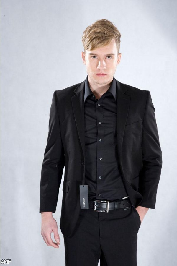 All Black Suits For Prom 2015-2016   Fashion Trends 2014-2015 ...