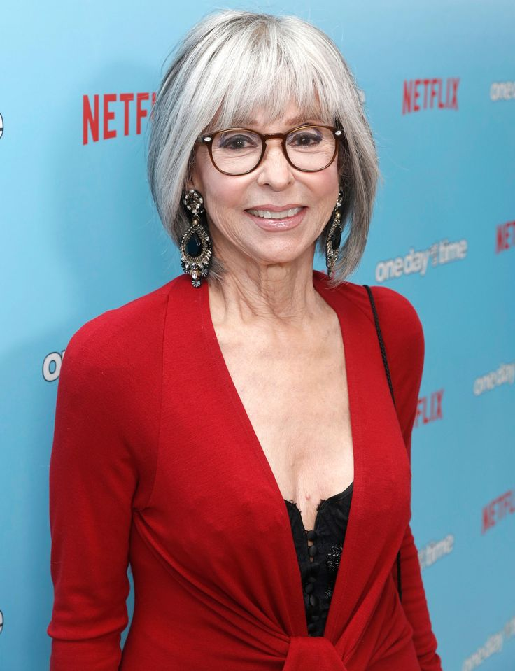 Rita Moreno: Why I'm Not Slowing Down at 85 #moreno #slowing