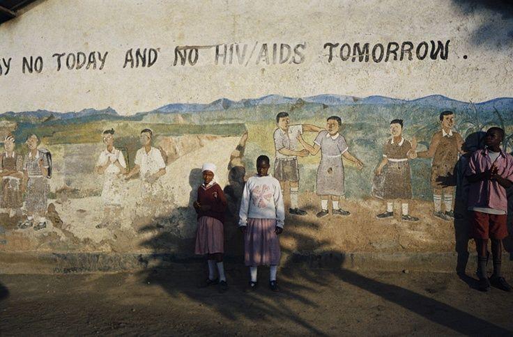 Education via murals #enkifund #ronda #kenya