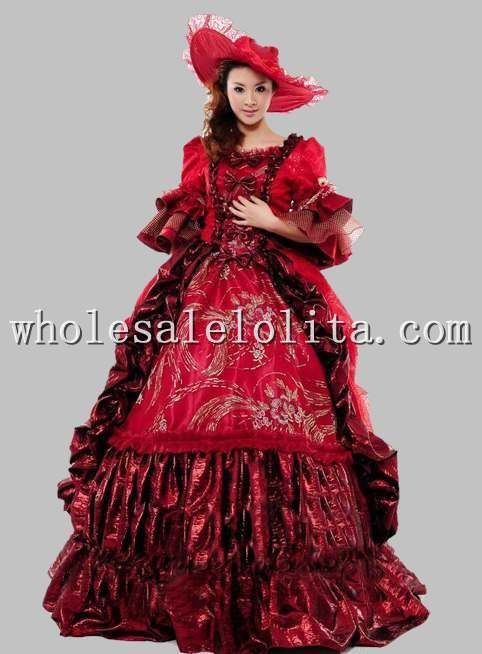 >> Click to Buy << Hot Sale 17 18th Century Marie Antoinette Baroque Rococo A Line Prom Celebrity  Party  Dress #Affiliate