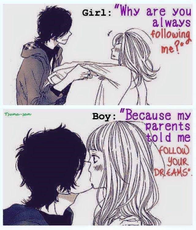 Anime: Say I Love You