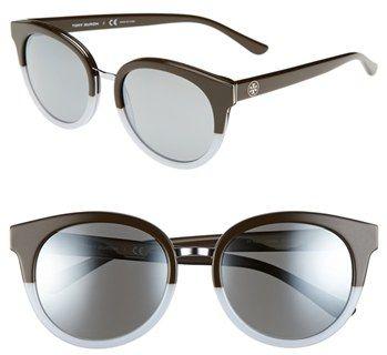 #Tory Burch               #Eyewear                  #Tory #Burch #'Phantos' #53mm #Retro #Sunglasses    Tory Burch 'Phantos' 53mm Retro Sunglasses                                    http://www.seapai.com/product.aspx?PID=5420849