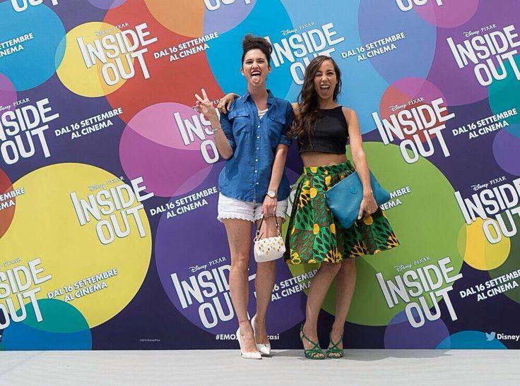 Inside out: LODOVICA COMELLO e TESS MASAZZA