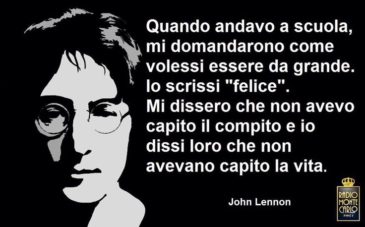 Il 9 ottobre di 74 anni fa nasceva John Lennon.