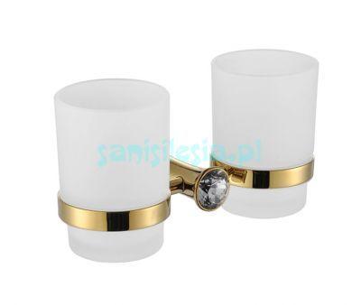 Akcesoria - kolor złoty - Sanisilesia -Stylowe baterie do Twojej łazienki i kuchni