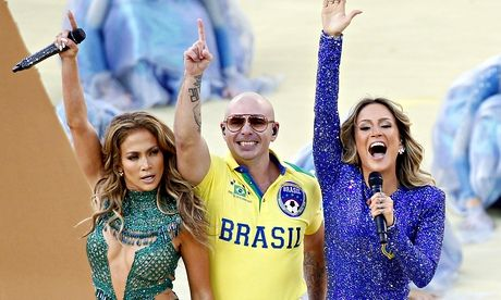 Thoughts on the World Cup's opening ceremony? Pitbull was wearing his cool aviator sunglasses! Check out our available aviator range: http://www.blazesunglasses.com/latest-sunglasses-fashion/world-cup-trend-the-aviator/