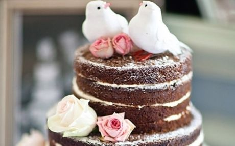 Inspiration for our little lady's second birthday. Except she's requested bunnies and strawberries on her cake…. so, yeah. Gotta make it work! From - Weird, Wacky and Wonderful Wedding Cakes @FoodNetwork_UK