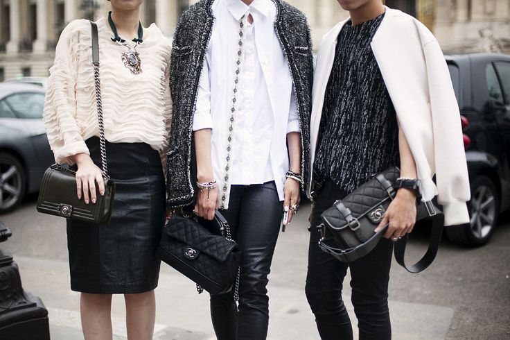 Chanel | Keep Calm and Buy a New Handbag | ZRIVNUTRO.com