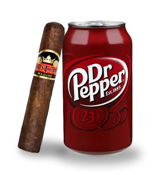 Top Ten Non-Alcoholic Beverage Pairings for Cigars.