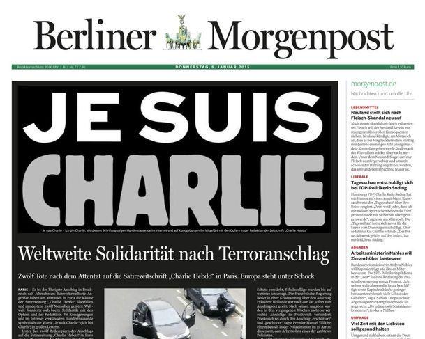 Berliner Morgen Post, Allemagne