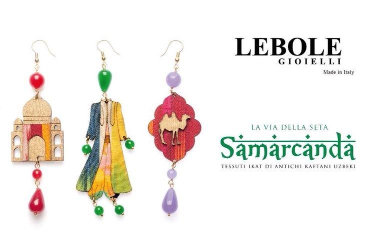 Lebole   Collezione Kimono ▪ Disponibili presso Gioielleria Cosentino, Corso Manfredi 181   Manfredonia (FG)   0884.512858  FIND MORE ► http://www.gioielleriacosentino.it/it/brands