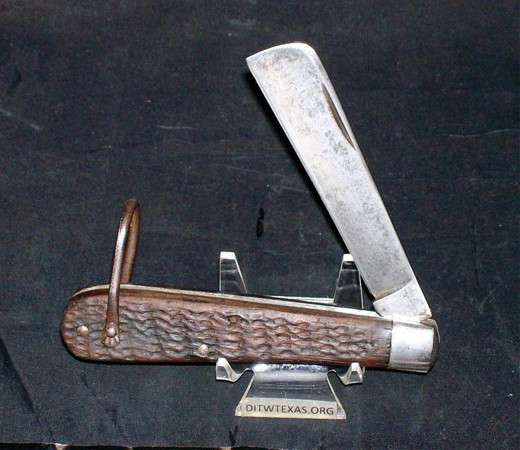Camillus Wwii Knife Usa Sailors Rope Raft Survival Kit W