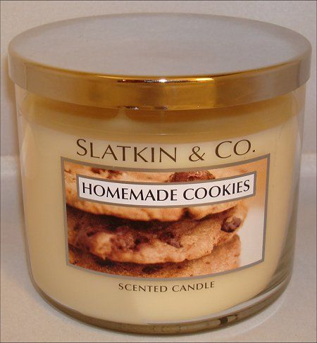 Homemade cookies scented candle--Krazyrayray on youtube owns one!