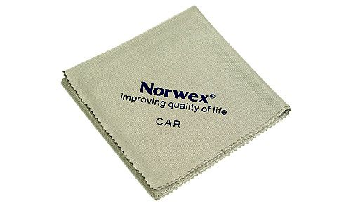 how to clean norwex car cloth