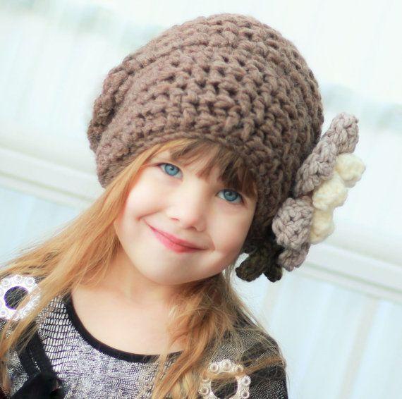 Crochet pattern Patron de crochet Madison Slouchy by TheEasyDesign