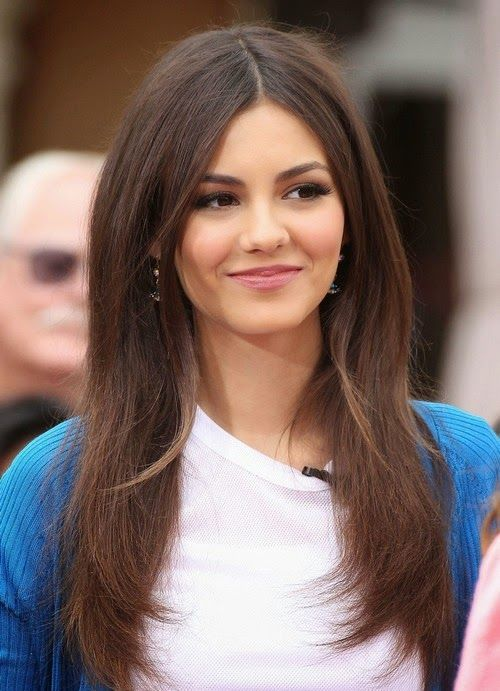 You Like It My...: Victoria Justice Photos and News. Victoria Justice was born on Gregorian calendar month nineteen, 1993 in Hollywood, Florida, USA as Victoria Dawn Justice. She is thought for her work on Victorious, Zoey a hundred and one and Fun Size.