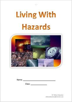 This 10 page booklet looks at how we categorize hazards, what they have in common and the different effects the have on MEDCs and LEDCs. It looks closely at hurricanes, tornadoes, earthquakes and volcanoes