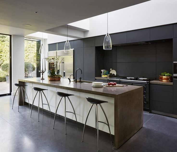 Kitchen Architecture - Home - Bespoke bulthaup living