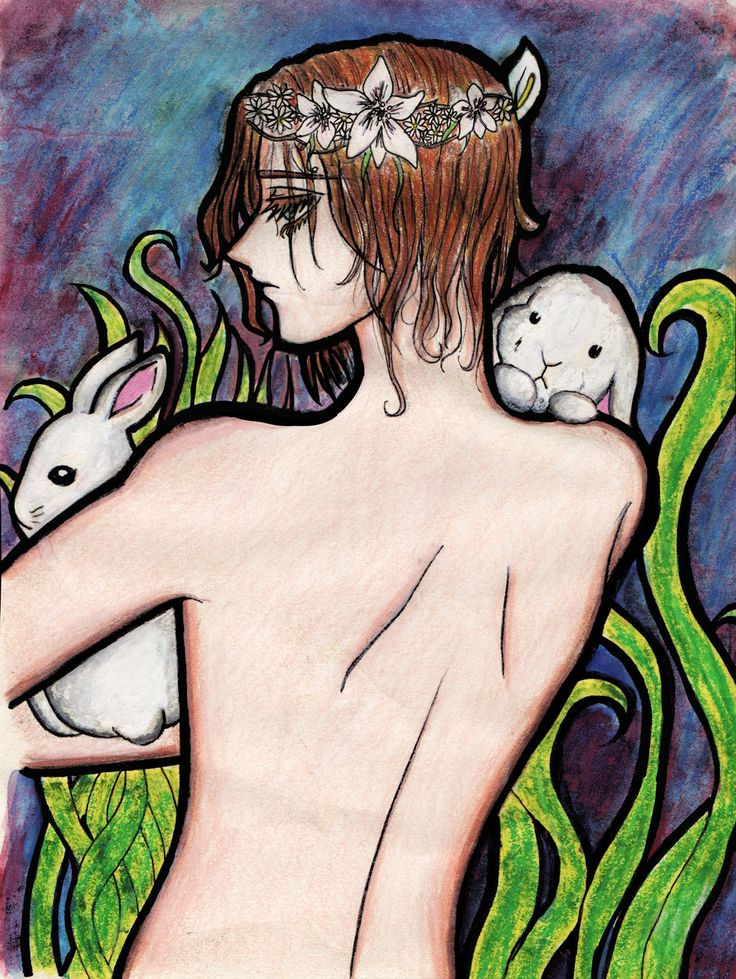 Spring by EldritchPrincess.deviantart.com on @DeviantArt