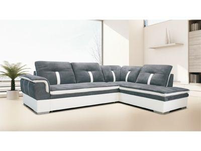 17 meilleures id es propos de inclinable en cuir sur pinterest fauteuils - Canape d angle large assise ...