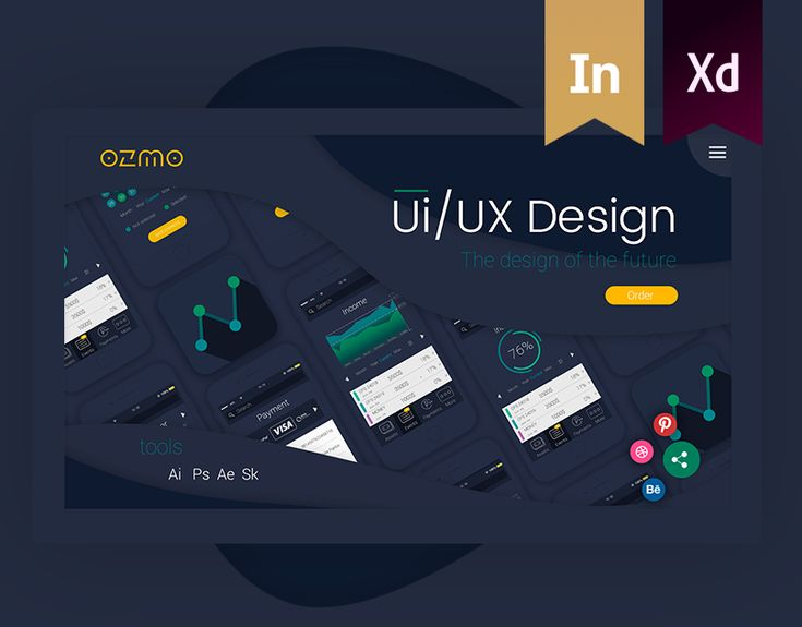 """Check out this @Behance project: """"Design landing page for web Studio"""" https://www.behance.net/gallery/43754791/Design-landing-page-for-web-Studio"""