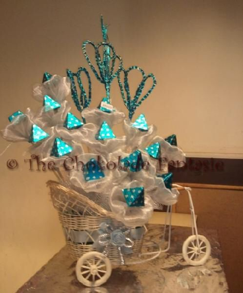 Chocolate bouquet (Swad institute Surat)