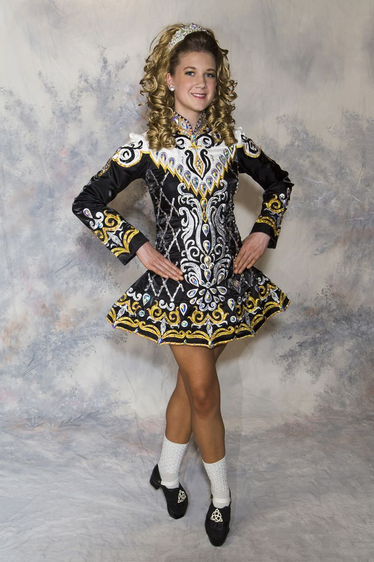 irish mature joy nude Liliya in her Irish Dance Dress by Design by Rula Clint