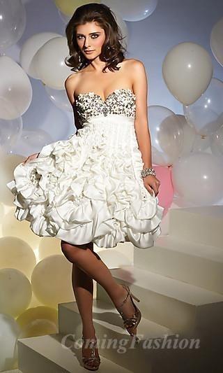 I love this dress!! So my pron dress:)