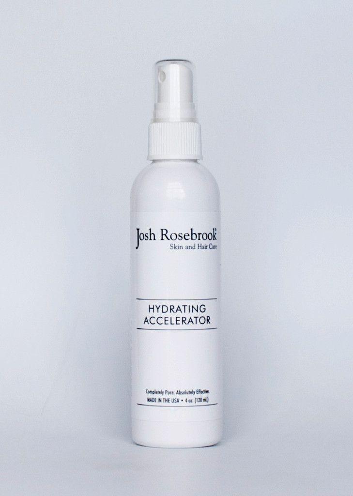 My Incredible, new, skin transforming, Hydrating Accelerator- By Josh Rosebrook