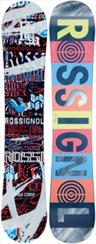 Rossignol TRICKSTICK AMPTEK Snowboard, 151cm, 2014 170 pounds