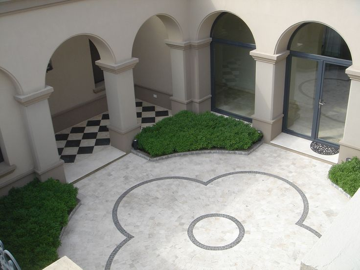 Arquitectura - Paisajismo - Ricardo Pereyra Iraola - Buenos Aires - Argentina - Casa - Paisajista - Patio - Arcadas
