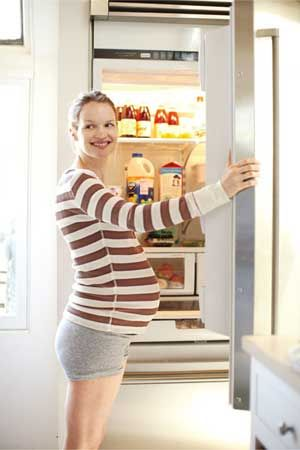 Do's and Don'ts for pregnancy eating. Pin now, read later! For one day