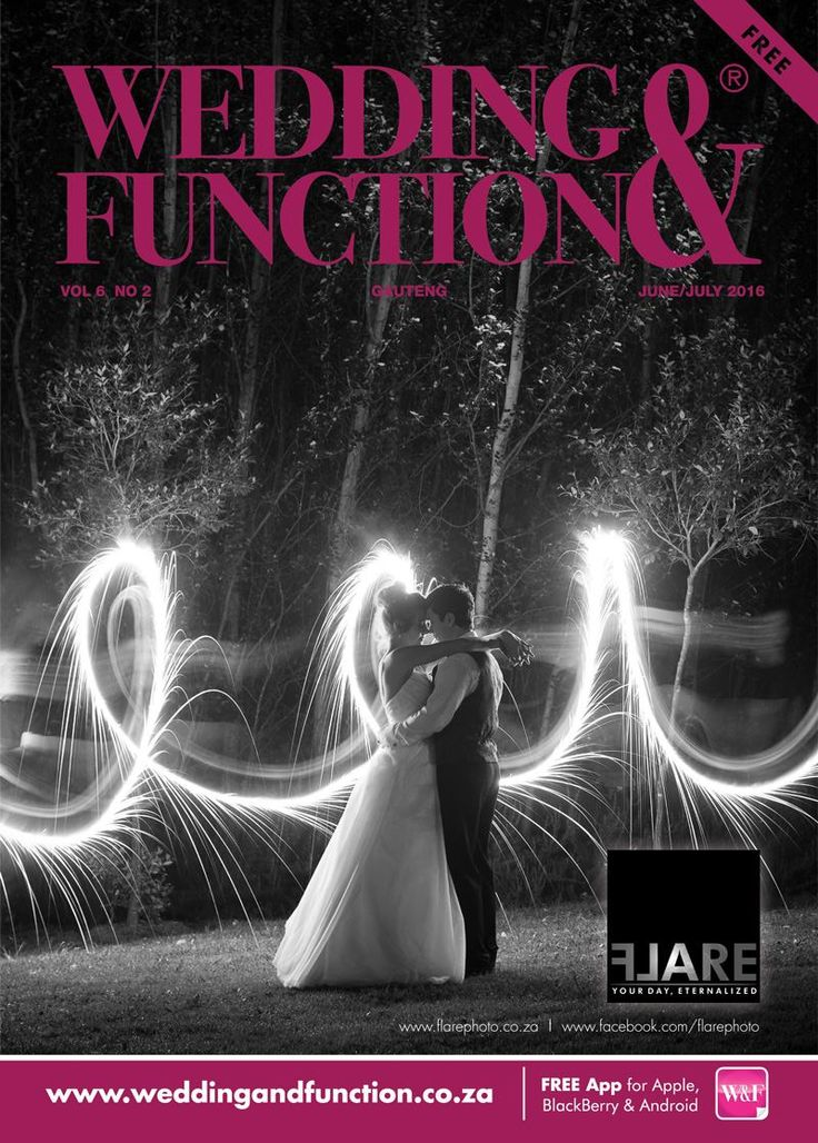 Wedding & Function Magazine Gauteng | Social Media Management