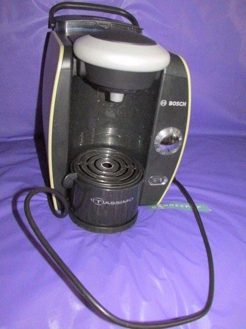 Bosch Tassimo T45 Coffee Maker - Silver #Bosch #coffeemaker #drinks #coffee #tassimo #dandeepop Find me at dandeepop.com
