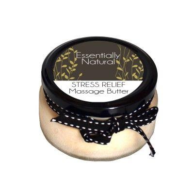 Stress Relief Massage Butter
