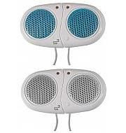Safe Sound Sports Speakers - mini clip on speakers for outdoor runners.  Widely used during the Hood to Coast Relay.  They are AWESOME $25