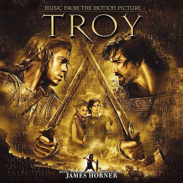 "De álbum ""Music From The Motion Picture Troy"" del James Horner en Napster"