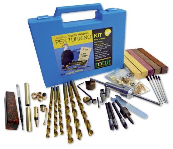 Pen Turning Kit 2MT