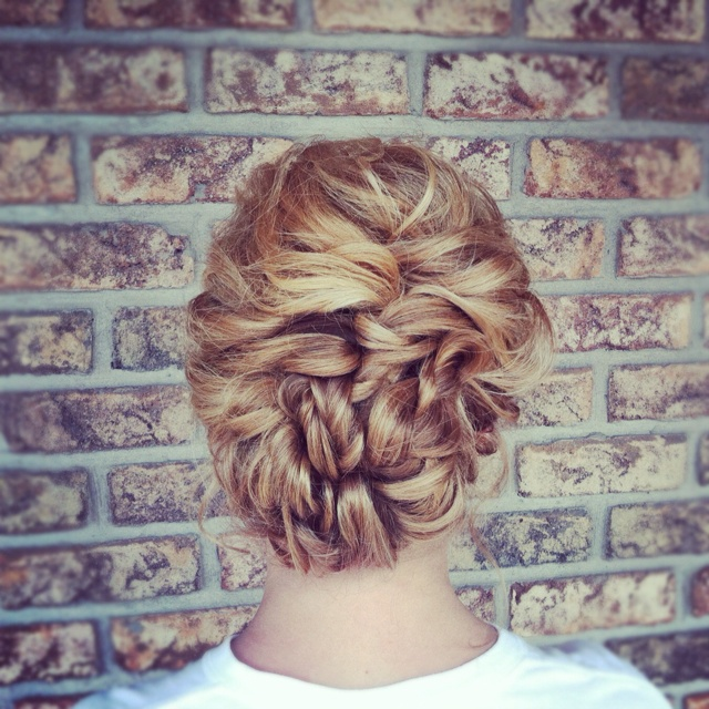 Hair by Liz Abrams of Invidia Salon