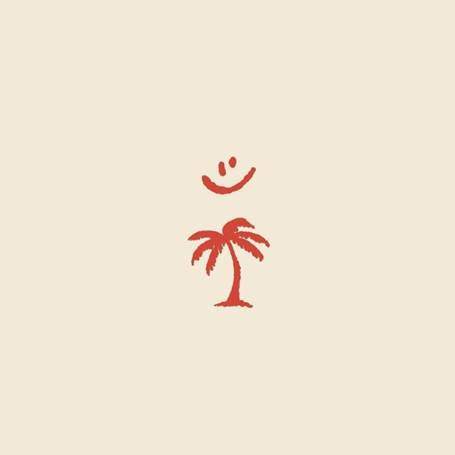 WEBSTA @ willbryantplz - Shout out to my former student/intern/assistant, @thesethgale, for inviting me to take part in @permanent_recs. Tattoo design inspired by Dooyo by Dur-Dur Band from the album Volume 5. A smiley face and a palm tree on the beach of Mogadishu feel appropriate for this song. I don't have any tattoos, but I imagine this mark would serve as a reminder to relax and stay loose. #permanentrecords